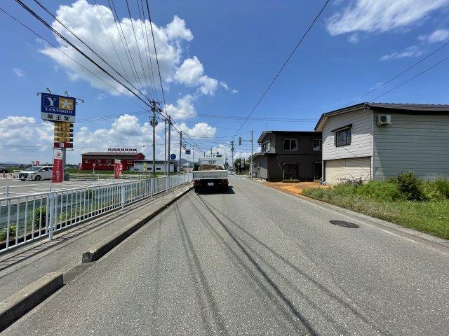 【周辺】大仙市高梨の住宅用地