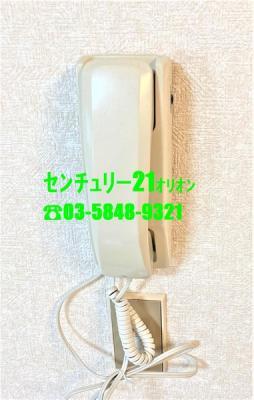 【セキュリティ】マートルコート桜台(サクラダイ)