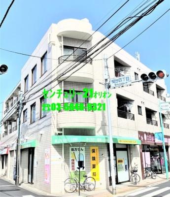 【外観】マートルコート桜台(サクラダイ)