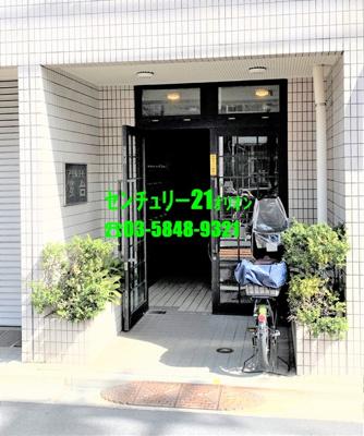 【エントランス】マートルコート桜台(サクラダイ)