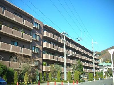 【外観】ダイヤパレス池田五月丘イーストコート