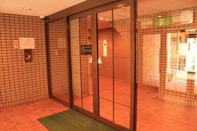 【エントランス】セントラル池田五月丘弐番館
