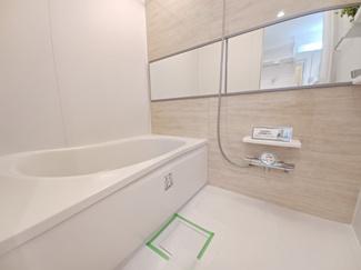 第三稲毛ハイツ26棟 雨の日でも洗濯物を乾かせる「浴室乾燥機」付きです!