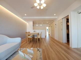 第三稲毛ハイツ26棟 フルリフォームをしており、室内は新築同様です!