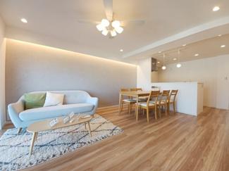 第三稲毛ハイツ26棟 家具・エアコン付きのため初期費用を抑えご入居できます!