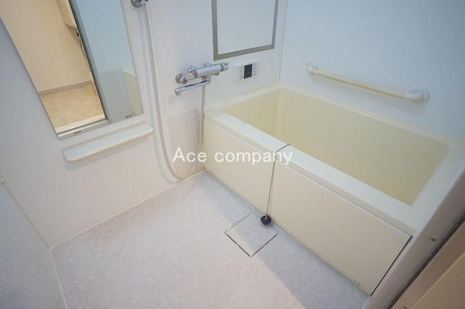 【浴室】洋伸平野ハイツ
