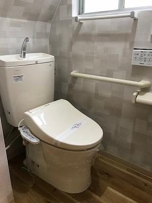 【トイレ】西宮市小松北町2丁目 貸家