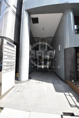 FUJIビル5号館 エントランス