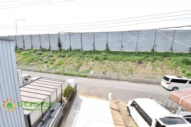 【展望】蓮田市藤ノ木 中古一戸建て
