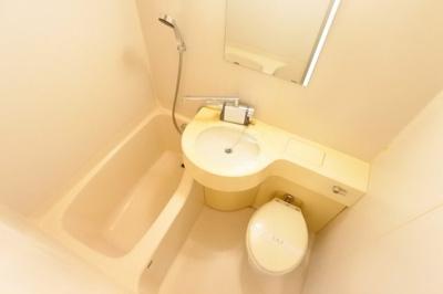 【浴室】ライオンズマンション東本町第二