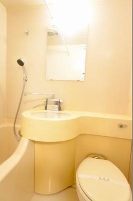 【独立洗面台】ライオンズマンション東本町第二