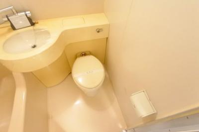 【トイレ】ライオンズマンション東本町第二