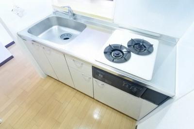 【キッチン】ダイドーメゾン大阪御堂筋