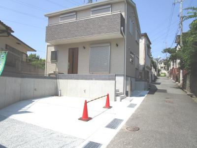 【外観】神戸市垂水区西舞子8丁目 新築戸建