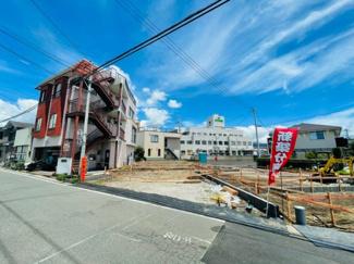 【外観】三島市幸原町第1 新築戸建 1号棟