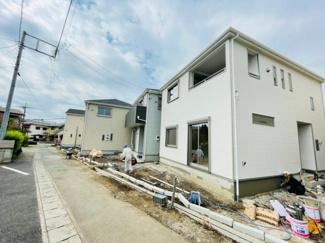 【外観】三島市幸原町第1 新築戸建 2号棟