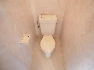 【トイレ】エステートピア中田