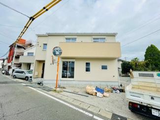 【外観】三島市幸原町第1 新築戸建 4号棟