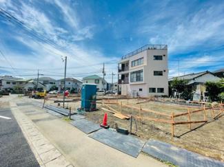 【外観】三島市幸原町第1 新築戸建 5号棟