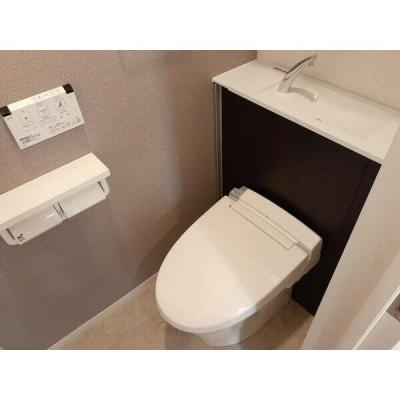 【トイレ】ドミールナンキEAST