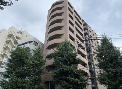 【外観】ライオンズマンション目白台シティ