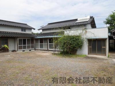【外観】勝田郡奈義町中島西 中古6LDK+離れ