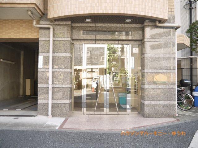 【エントランス】サンテミリオン大塚弐番館