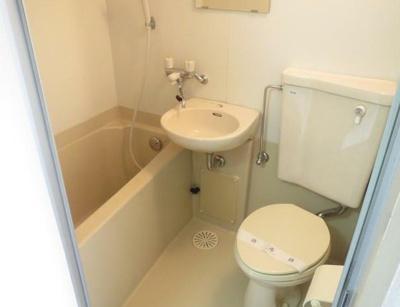 【浴室】コスモタウン鹿沼台