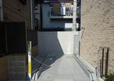 【駐車場】ブライズ恵比寿