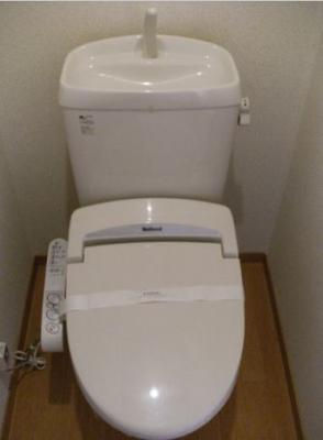 【トイレ】グランノーブルA