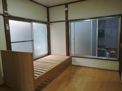 【寝室】大久保荘