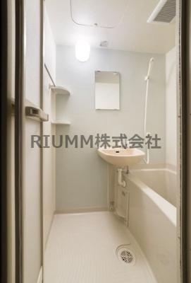 【浴室】フォレスティ船堀