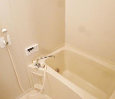 【浴室】グレイシスコート庭代台 B
