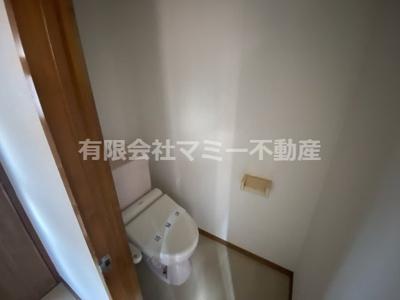 【トイレ】諏訪町店舗事務所K