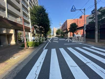 【周辺】諏訪町店舗事務所K