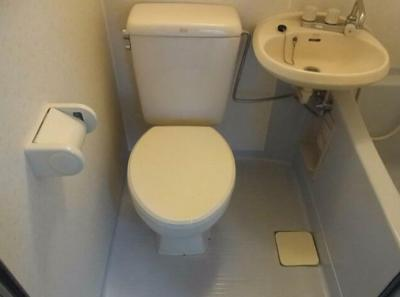 【トイレ】エスペランサ1