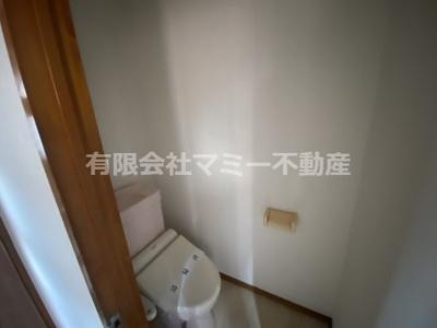 【トイレ】諏訪町マンションK