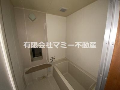 【浴室】諏訪町マンションK
