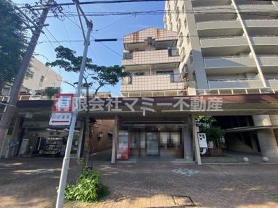 【外観】諏訪町マンションK