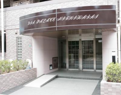 【外観】ダイアパレス西葛西 4階 角 部屋 リ ノベーション済