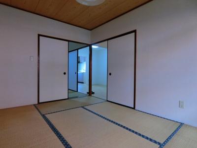 【寝室】ピースパルマンション