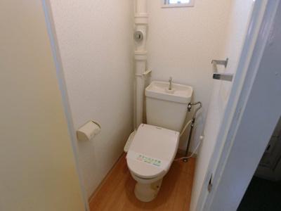 【トイレ】ピースパルマンション
