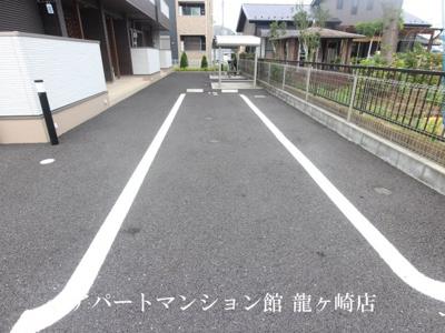 【駐車場】シェノンⅡ