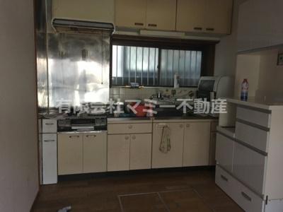 【キッチン】松本3丁目借家Y