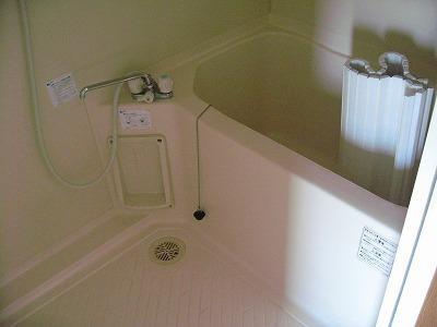 【浴室】パセオメルベーユ