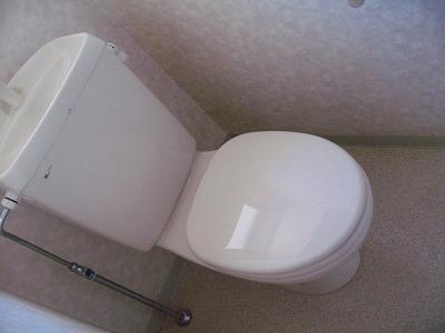 【トイレ】パセオメルベーユ