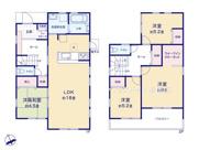 吉良町富田西屋敷(シリーズ名:リーブルガーデン)全4戸の画像