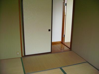 【居間・リビング】グリンピアハウス