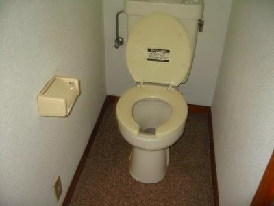 【トイレ】グリンピアハウス