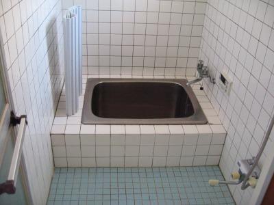【浴室】グリンピアハウス